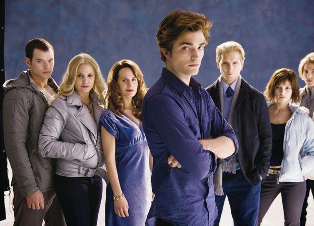 """Cullen – La saga di """"Twilight"""" (2008-2012)"""