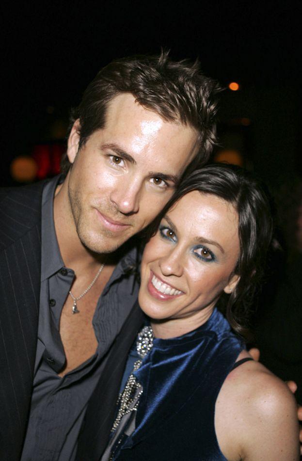 Ryan Reynolds e Alanis Morissette, 2002-2007