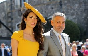 Le star presenti al Royal Wedding, da George Clooney a Priyanka Chopra