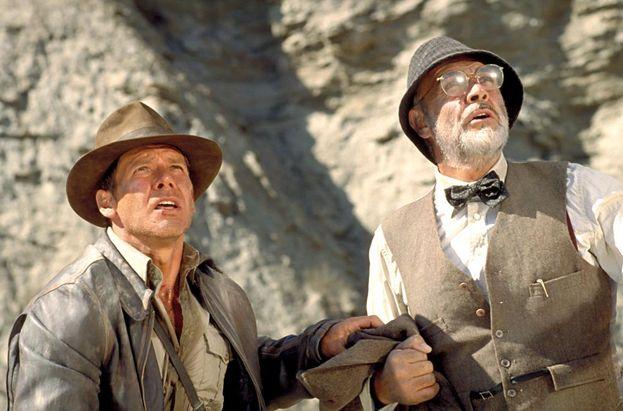 """Henry Jones Sr. - """"Indiana Jones e l'ultima crociata"""" (1989)"""