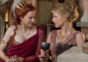 Le donne di Spartacus