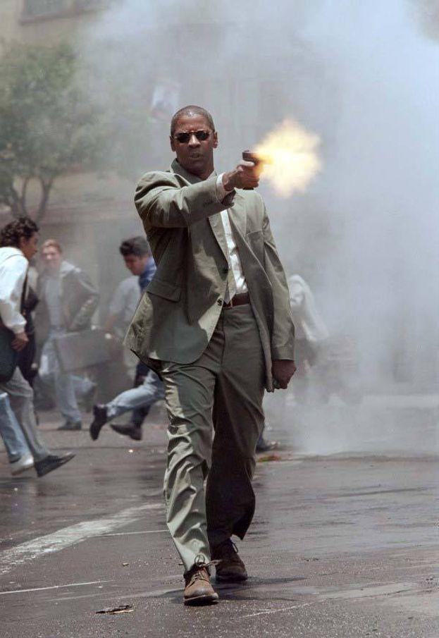 """""""Man on Fire - Il fuoco della vendetta"""" (2004)"""