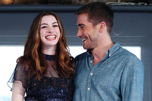 Anne Hathaway mostra tutto