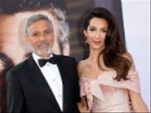 """George Clooney ora si definisce """"il marito di Amal"""""""