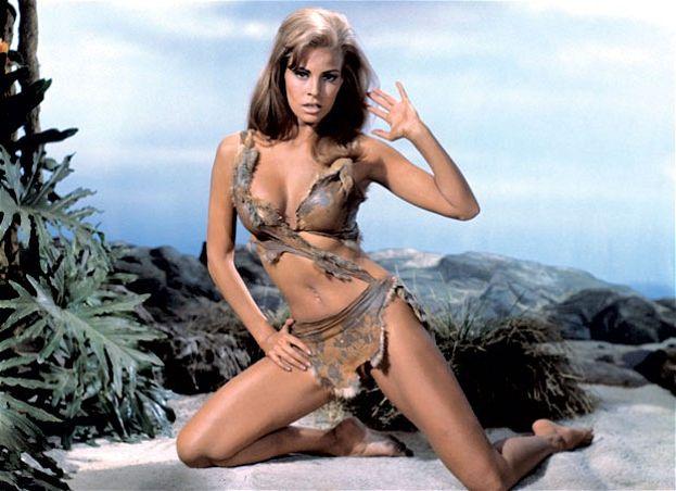 """Raquel Welch - """"Un milione di anni fa"""" (1966)"""