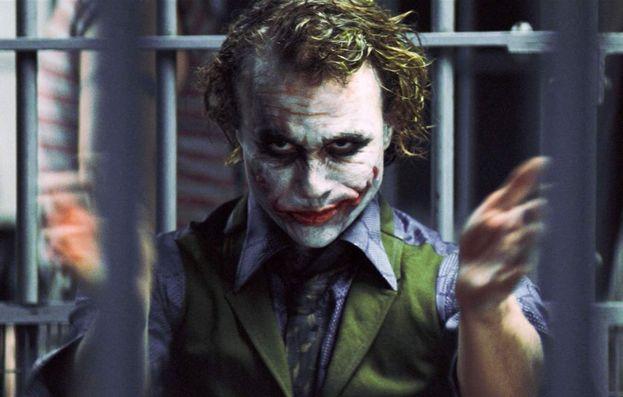 Il Joker (Heath Ledger)