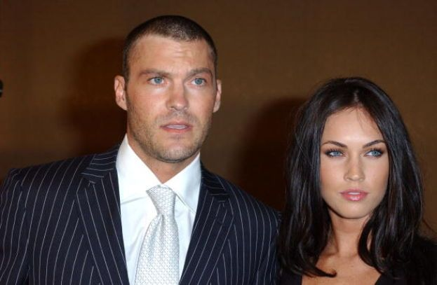 Megan Fox e Brian Austin Green, 2004-2015