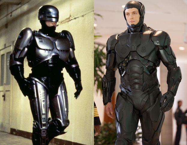 RoboCop, prima e dopo