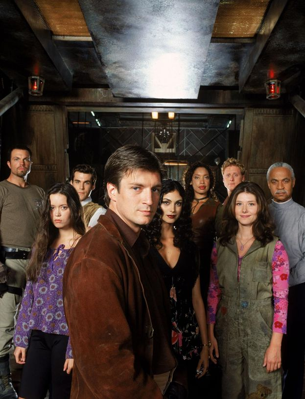 """""""Firefly"""" (2002-2003)"""