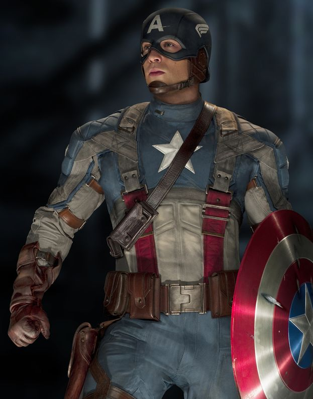"Chris Evans - ""Captain America - Il primo Vendicatore"" (2011)"