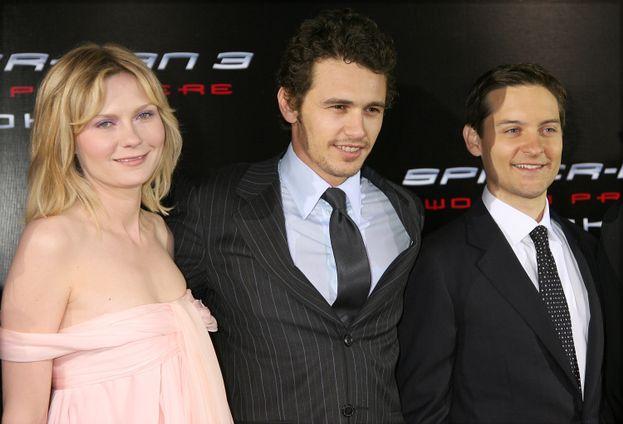"""James Franco - """"Spider-Man"""" (2002)"""
