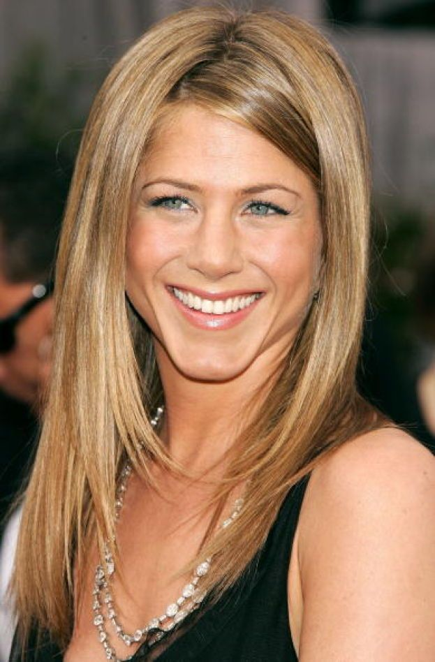 Jennifer Aniston - Dislessia