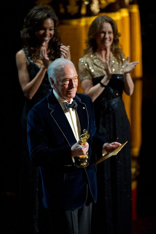 Christopher Plummer, 2012