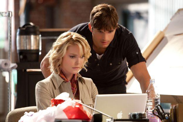 Katherine Heigl e Ashton Kutcher (Killers)