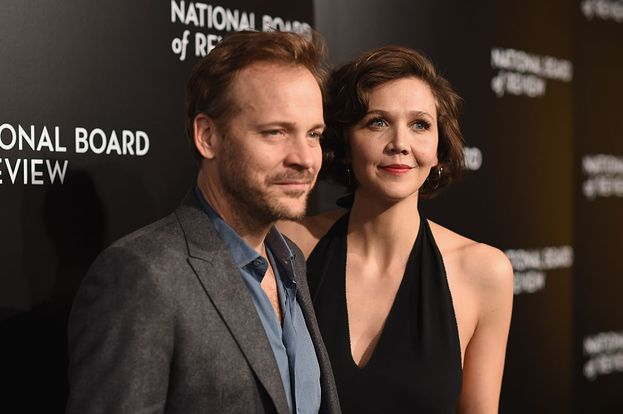 Maggie Gyllenhaal e Peter Sarsgaard, insieme dal 2002, sposati dal 2006