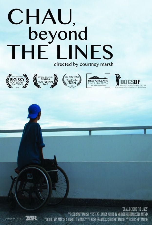 Chau Beyond the Lines