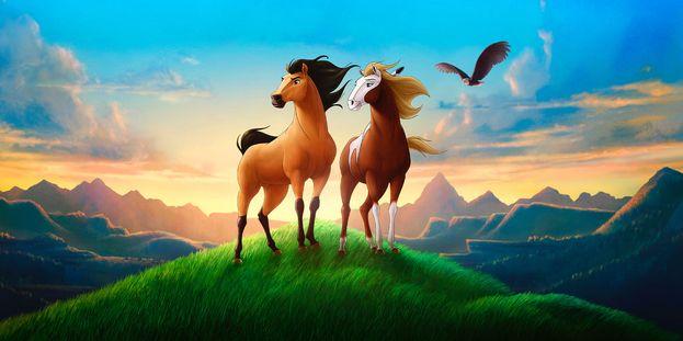 """""""Spirit - Cavallo selvaggio"""" (2002)"""