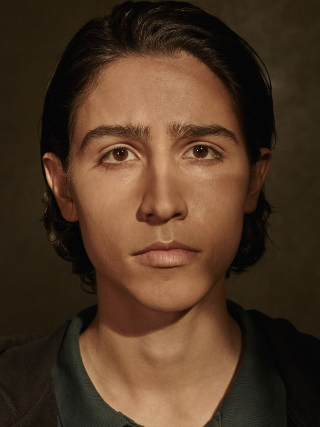 Christopher Manawa (Lorenzo James Henrie)