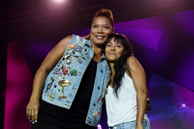 Queen Latifah e Jada Pinkett Smith