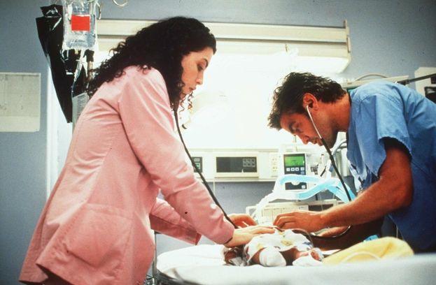 Doug e Carol (E.R. - Medici in prima linea)