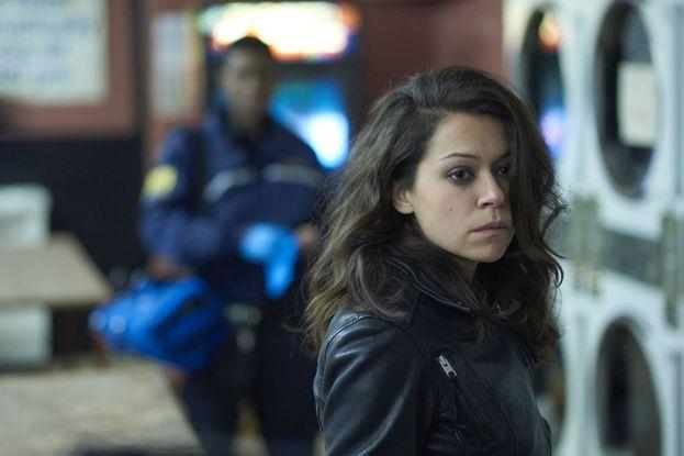 "Miglior attrice protagonista in una serie drammatica: Tatiana Maslany per ""Orphan Black"""