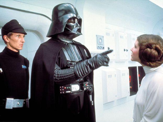 "Darth Vader – La saga di ""Guerre stellari"""