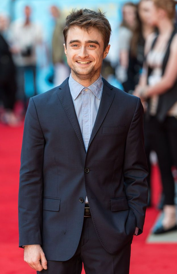 Daniel Radcliffe: 1,65 m