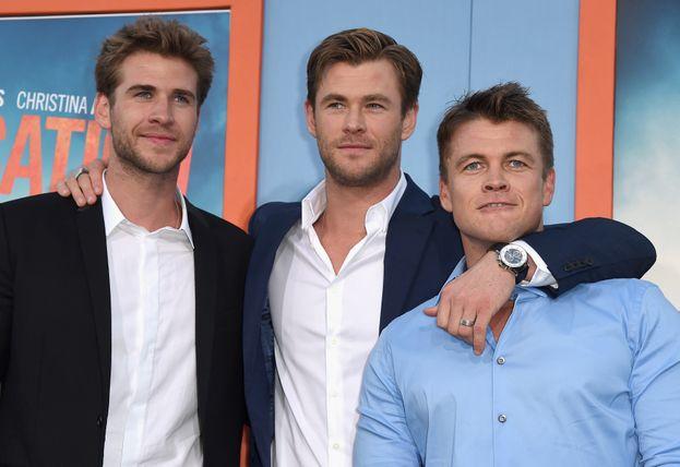 Gli Hemsworth