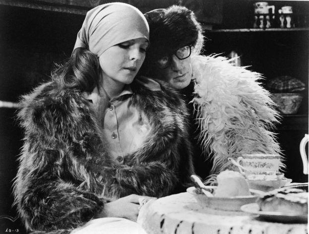 Woody Allen e Diane Keaton