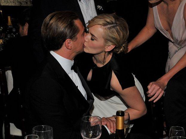E ancora ai Golden Globe del 2012