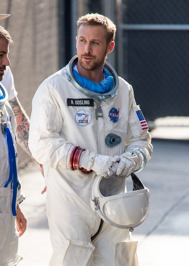 Ryan Gosling (Il primo uomo)