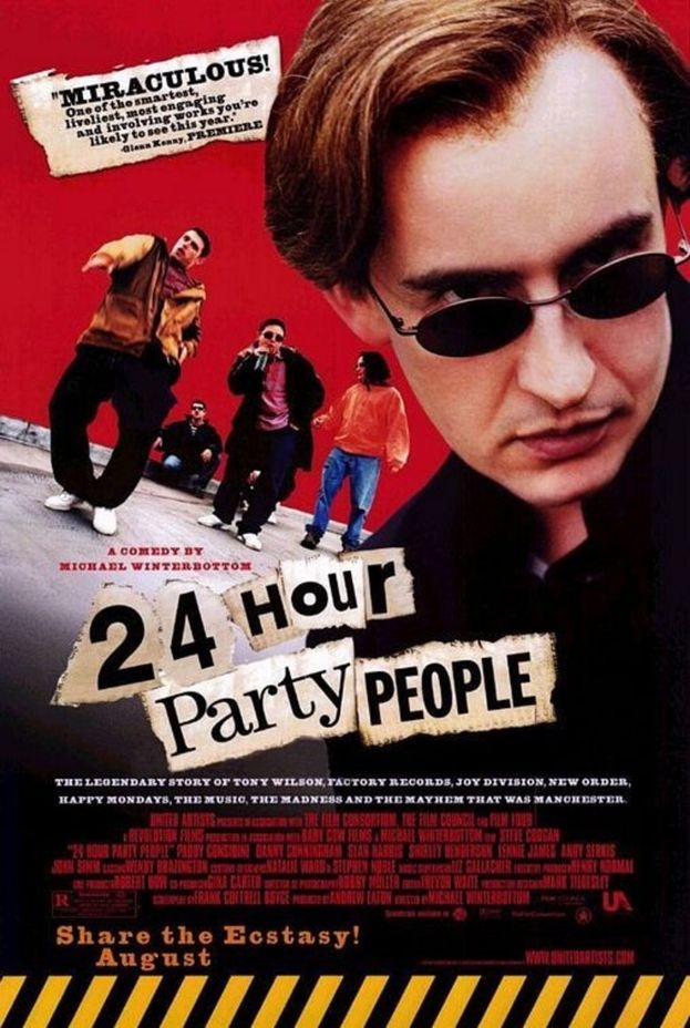 """""""24 Hour Party People"""", (2002)"""