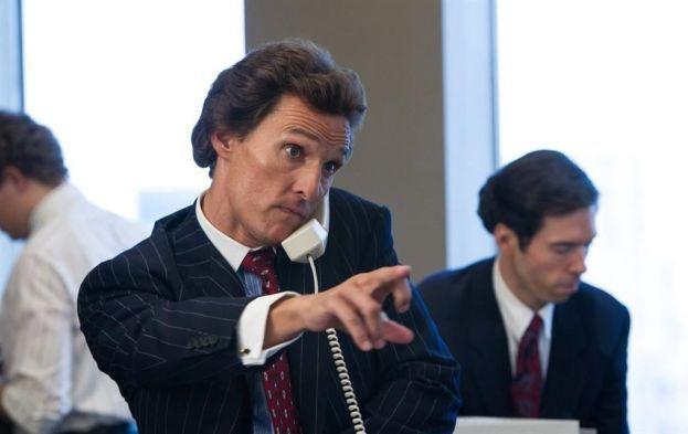 Matthew McConaughey - Spalaletame