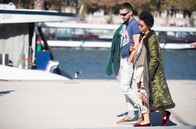 Shia LaBeouf e FKA Twigs