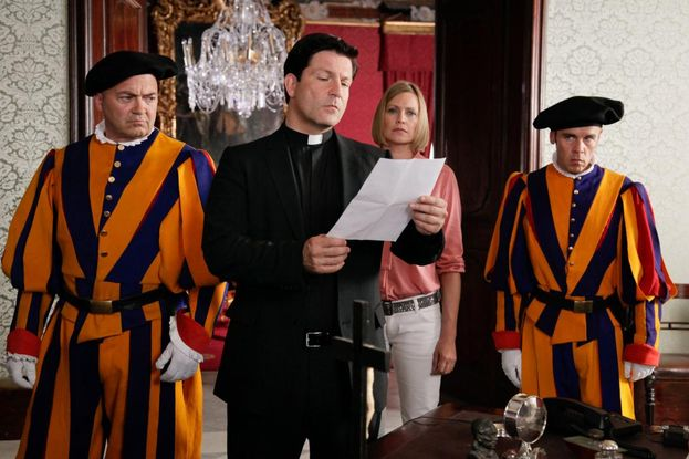 "Padre Castell - ""Le indagini di padre Castell"" (2008-2010)"