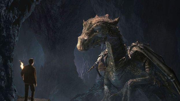 Kilgharrah il Grande Drago