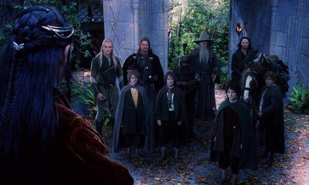 """""""Il Signore degli anelli – La compagnia dell'anello"""" (2001)"""