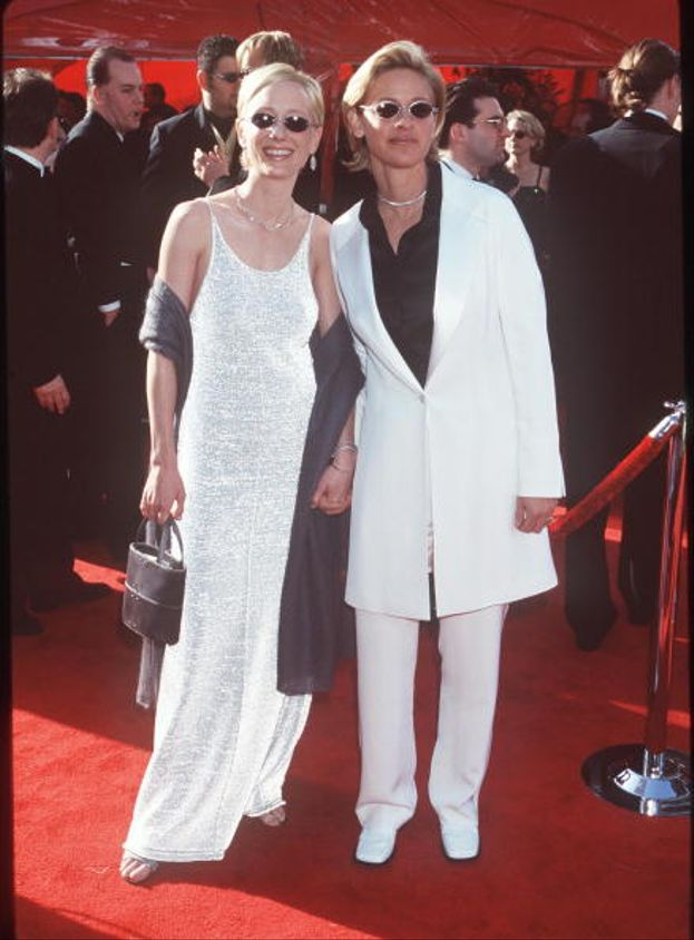 Anne Heche e Ellen DeGeneres, Academy Awards 1999