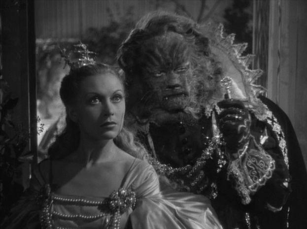"""La bella e la bestia"" (1946)"