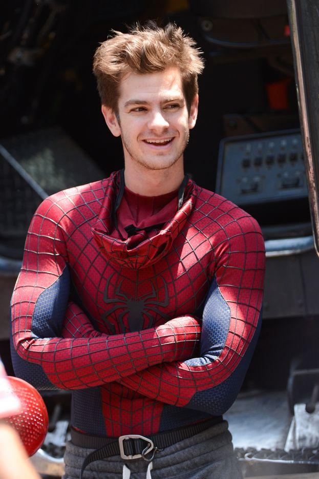 Andrew Garfield (The Amazing Spider-Man e The Amazing Spider-Man 2 - Il potere di Electro)