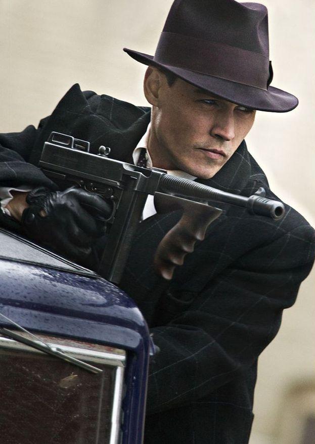 John Dillinger (Johnny Depp)