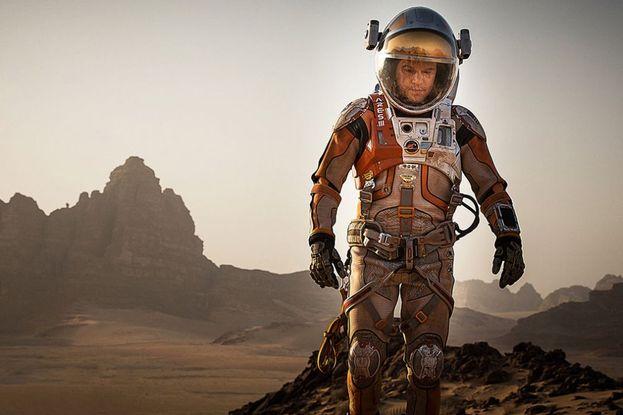 Matt Damon - Sopravvissuto - The Martian