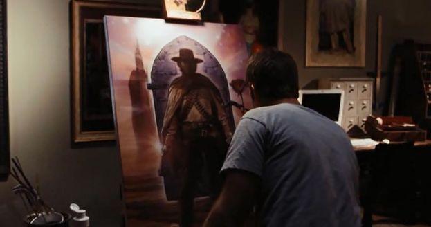 """Roland Deschain in """"The Mist"""" (2007)"""