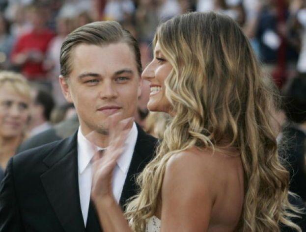 Leonardo Di Caprio e Gisele Bündchen, Academy Awards 2005
