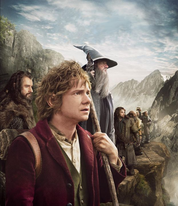 "La trilogia de ""Lo Hobbit"""