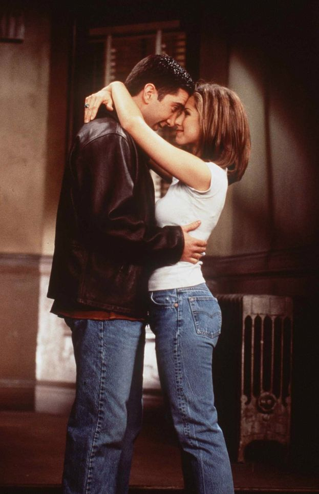 Rachel Green e Ross Geller (Friends)
