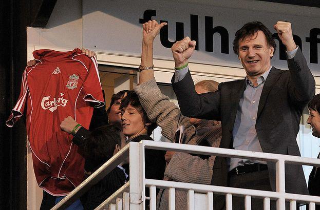 Liam Neeson - Liverpool (calcio)
