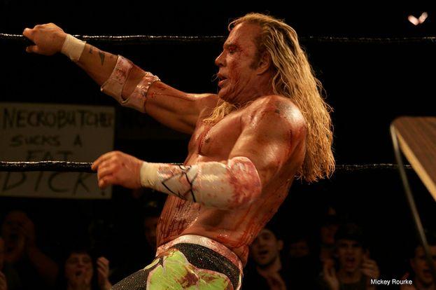 """""""The Wrestler"""" (2008)"""
