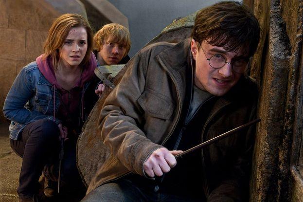 """2. """"Harry Potter e i Doni della Morte - Parte 2"""" - 1,342 miliardi di dollari"""