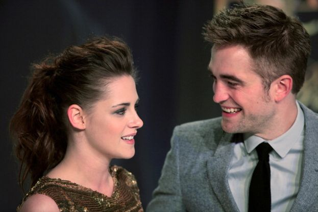 Kristen Stewart e Robert Pattinson, 2008-2012